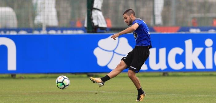 Carles Gil - Entrenamiento Deportivo - 25 de agosto