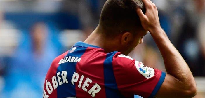 Róber firmó una gran actuación en el Bernabéu