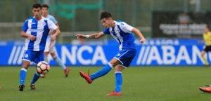Manu Mosquera abandona el Deportivo