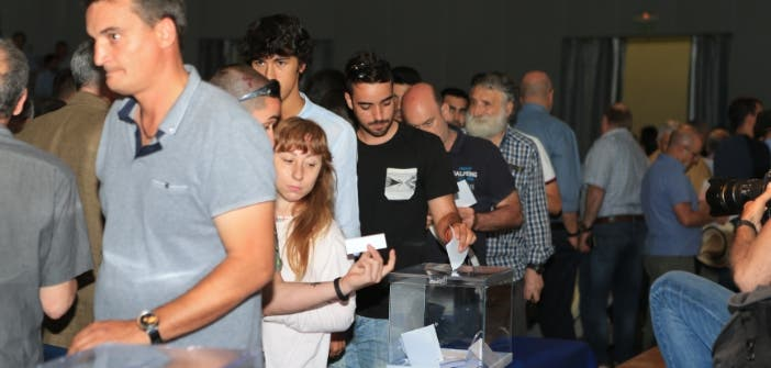 Votaciones en la Junta de Accionistas