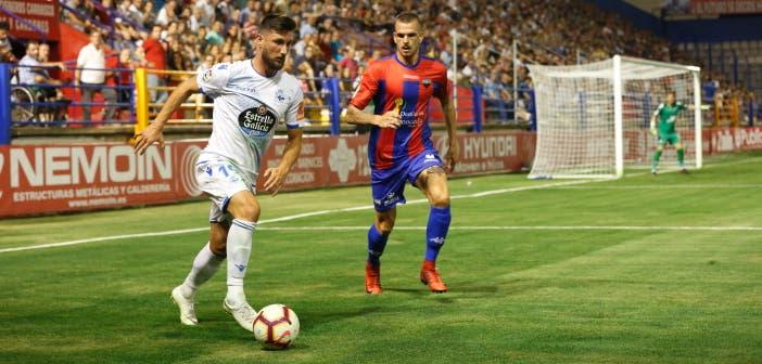 El Extremadura vs Deportivo ya tiene fecha y hora