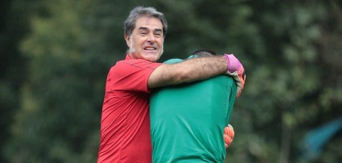 «Buscando un parangón de Arsenio, lo hago con Ernesto Valverde»