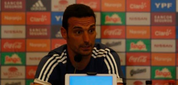 """Lio Scaloni: """"Quiero alguna vez entrenar al Deportivo de la Coruña"""""""