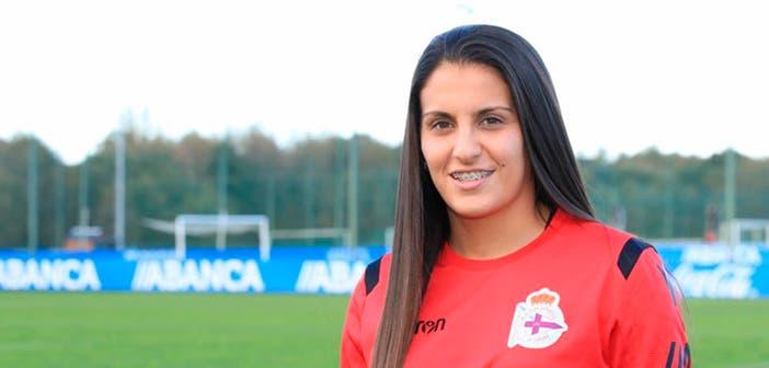 Patricia Curbelo, nueva jugadora del Deportivo Femenino
