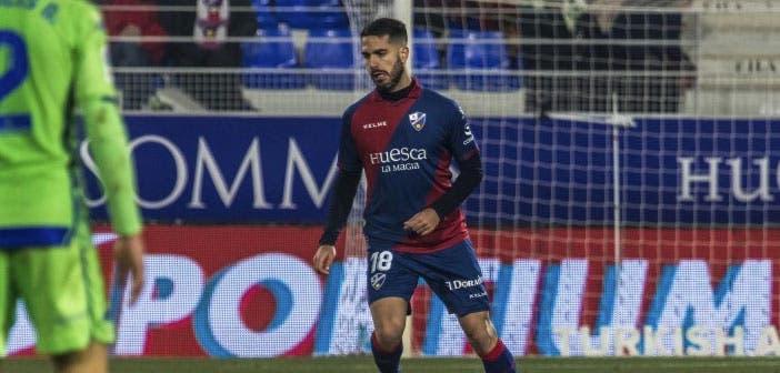 Pablo Insua regresa a la SD Huesca