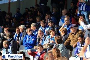 Búscate en la galería de la afición en el Lugo vs Deportivo