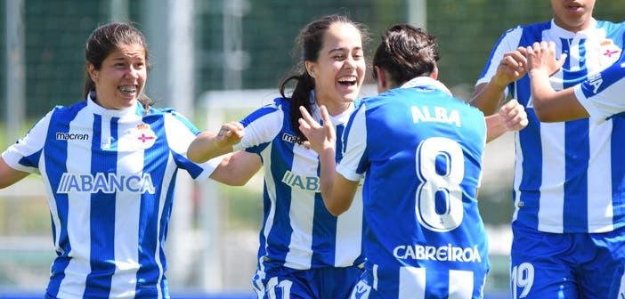 El Dépor ABANCA no afloja el ritmo ni en la Copa Galicia