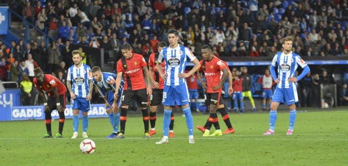 El Deportivo se enfrentará al Mallorca en la final del play-off por el ascenso