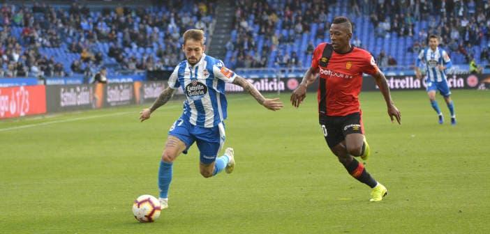 Deportivo vs Mallorca, el play-off minuto a minuto en directo online