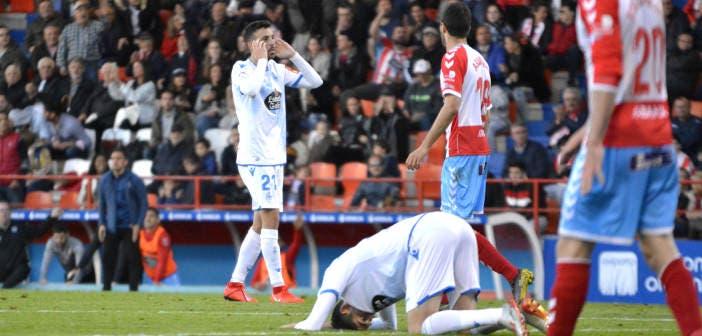 Las notas y comentarios de los lectores de Riazor.org del Lugo vs Deportivo