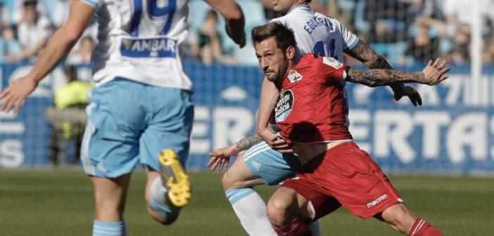 Fede Cartabia: Zaragoza vs Deportivo