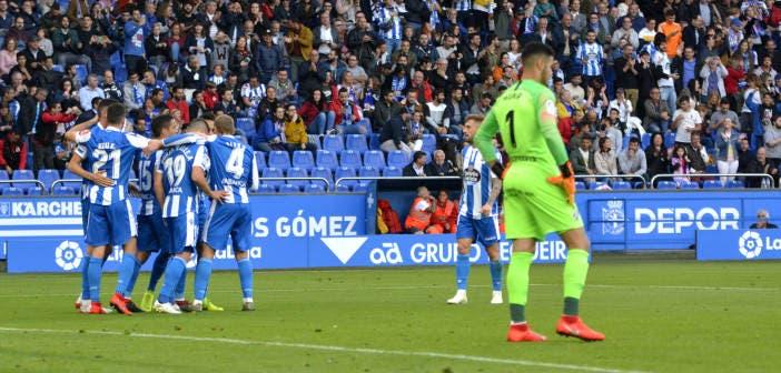 Riazor, un estadio maldito para el Málaga de Víctor