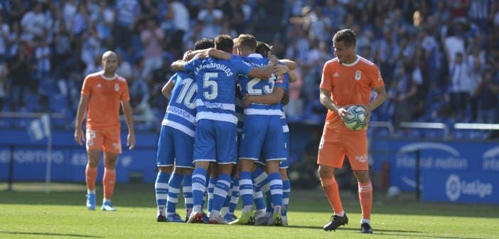 Las notas y comentarios de los lectores de Riazor.org del Deportivo vs Oviedo