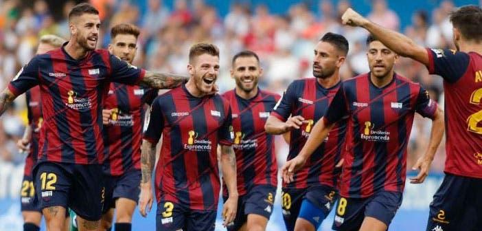 Diego Caballo marcó gol con el Extremadura