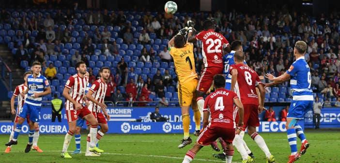 """El Almería también alza la voz: """"La paciencia tiene límites"""""""
