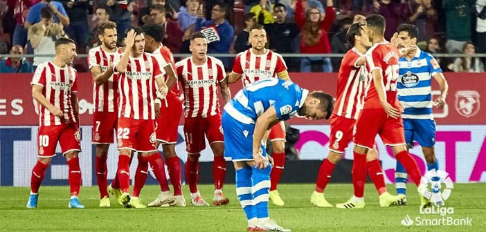 Girona vs Deportivo