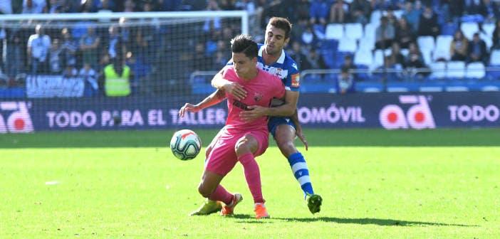 El Málaga aplicará un ERTE a su plantilla