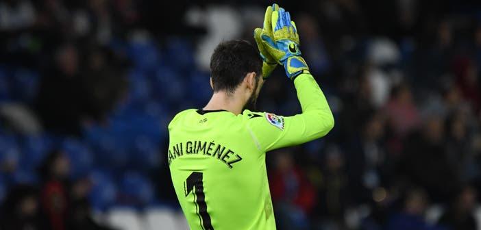 Dani Giménez y la afinidad de la plantilla con el Deportivo
