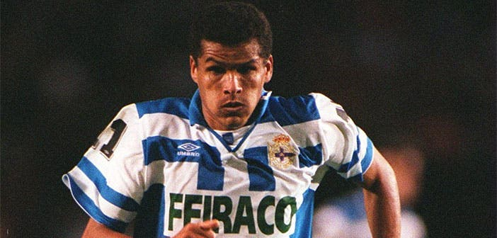 Rivaldo debutó en Riazor en el Teresa Herrera 1996