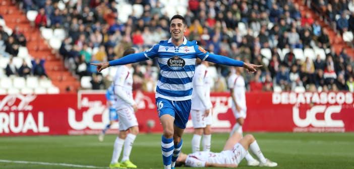 Albacete vs Deportivo: Gol Sabin Merino