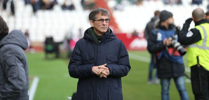 Albacete vs Deportivo: Fernando Vázquez