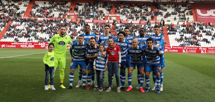 Albacete vs Deportivo: Once inicial