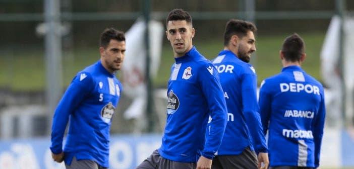 Sabin Merino, fichaje Deportivo