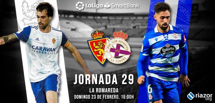 Zaragoza Deportivo previa