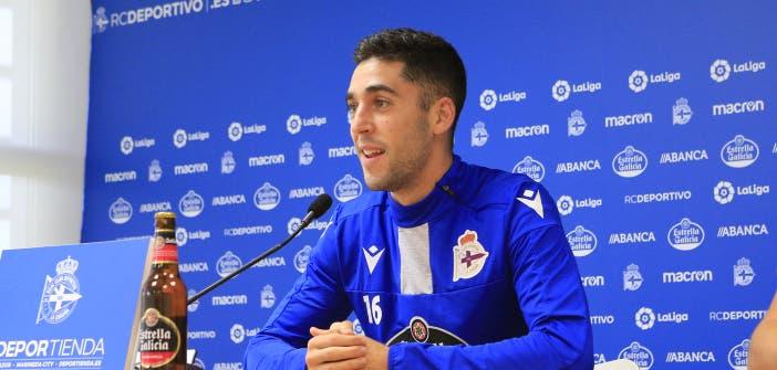 """Sabin Merino: """"No es fácil verte a dos puntos del descenso tras ocho partidos sin perder"""""""