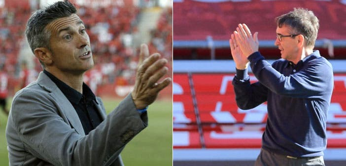 José Luis Martí y Fernando vázquez