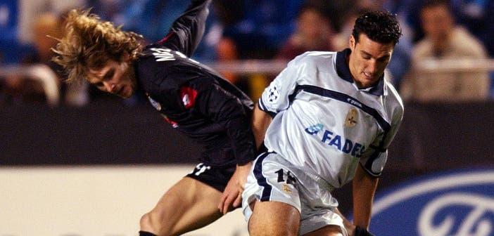 Deportivo Juventus Scaloni