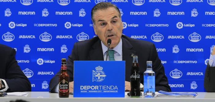 Deportivo y Numancia piden suspender a Tebas