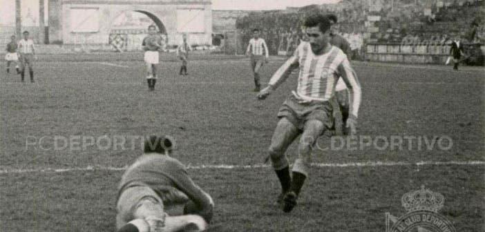Arsenio Iglesias, su carrera como jugador en el Deportivo