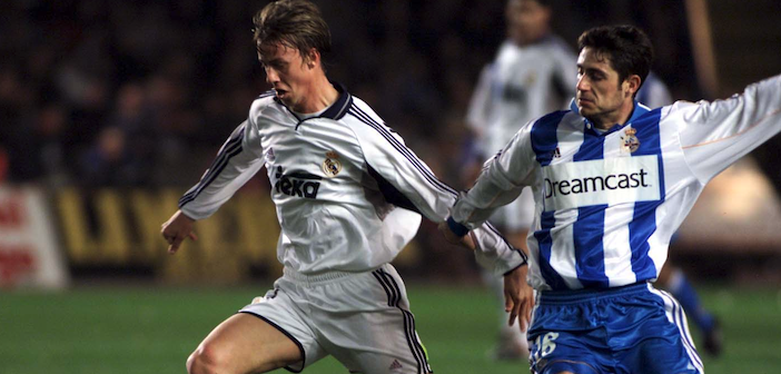Guti Real Madrid