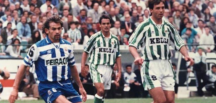 Paco Jémez Deportivo