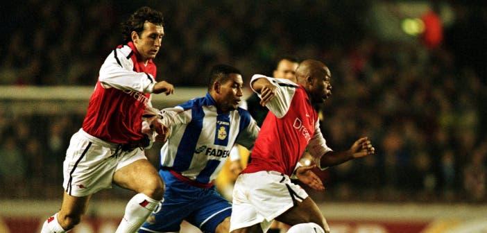 Arsenal vs Deportivo (0-2)