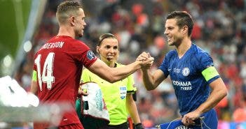 #PlayersTogether. Henderson y Azpilicueta