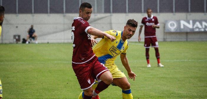 Luis Fernández con Asteras Tripolis