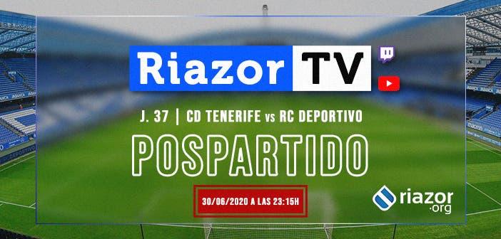 Tenerife vs Deportivo