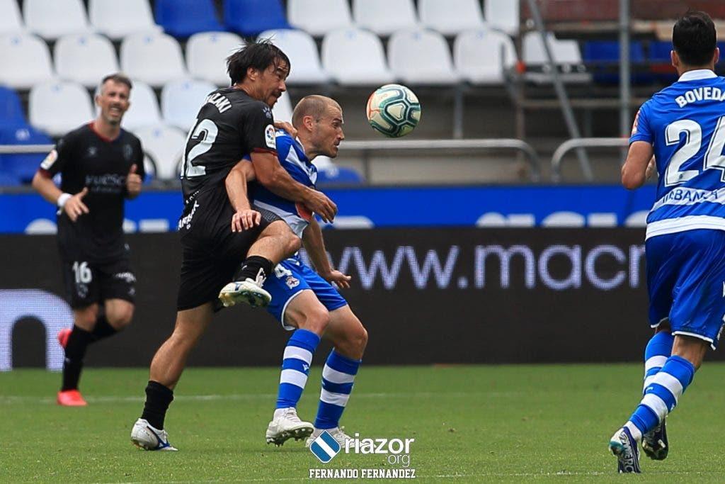 Bergantiños Deportivo vs Huesca