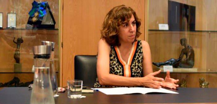 Irene Lozano del CSD