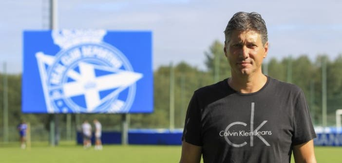 Alfonso Serrano secretario técnico