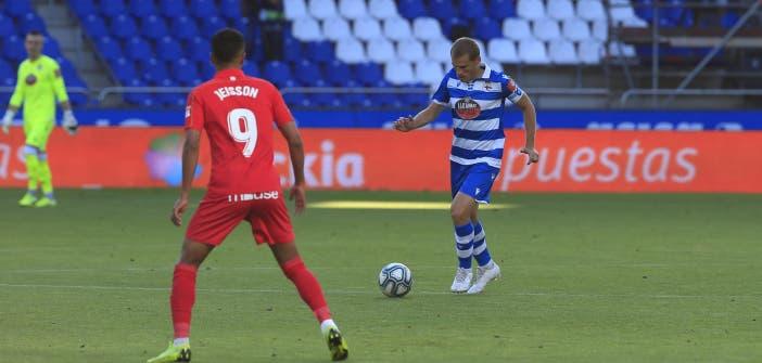 Deportivo vs Fuenlabrada
