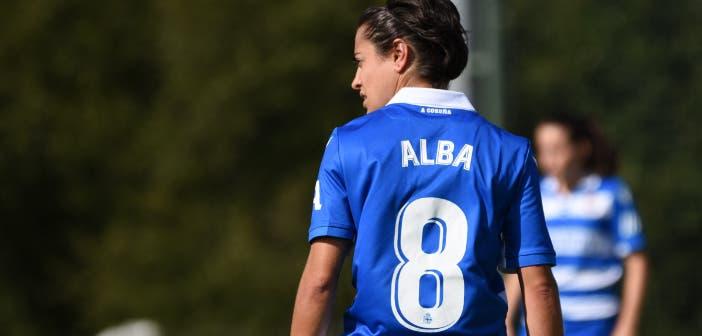 Alba Merino Dorsales Dépor ABANCA