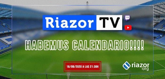 calendario del Deportivo