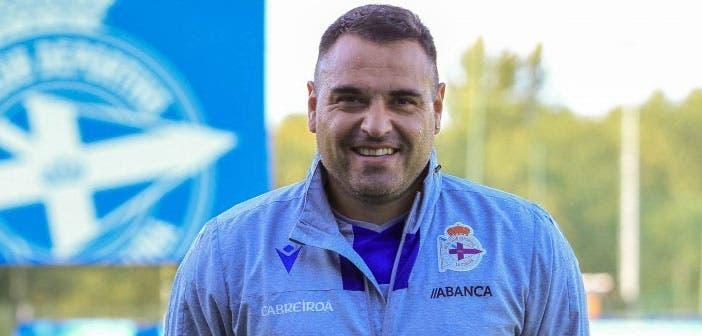 Aldo Duscher vuelve al Deportivo