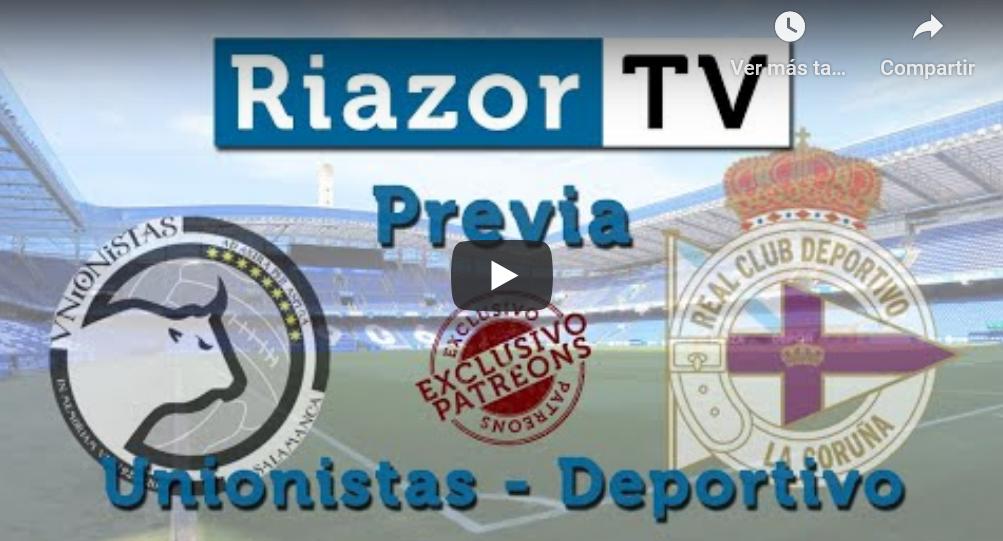 Unionistas vs Deportivo