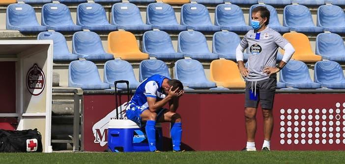Salva Ruiz lesión en Pasarón