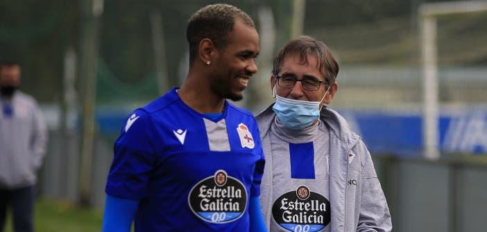Fernando Vázquez y Diego Rolan