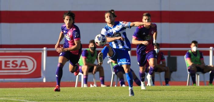 Keko Valladolid Promesas Deportivo